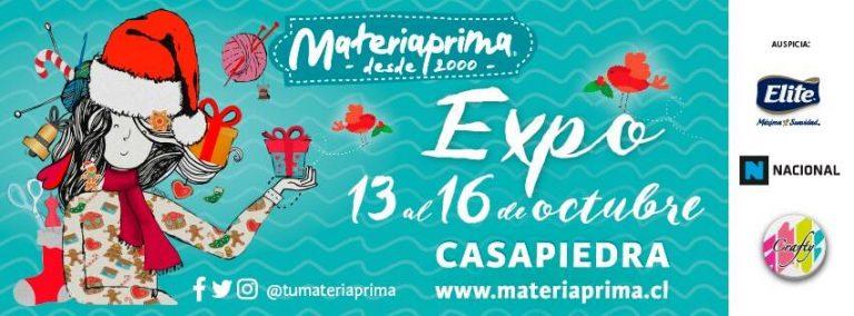 EXPO MATERIA PRIMA SANTIAGO