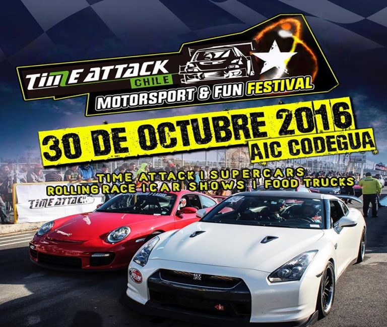 Time Attack Motorsport & Fun Festival