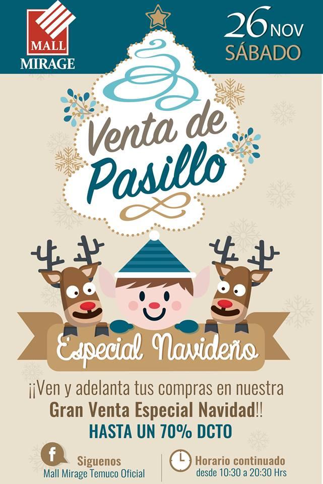 """""""Venta de pasillo, Especial Navidad"""""""