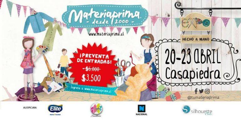 XXV EXPO MATERIAPRIMA ( Santiago )
